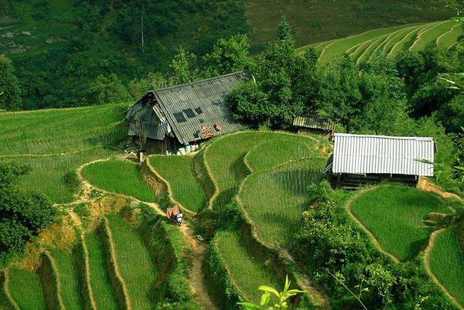 Sapa trekking 3 days 3 nights group tour - hotel from Hanoi