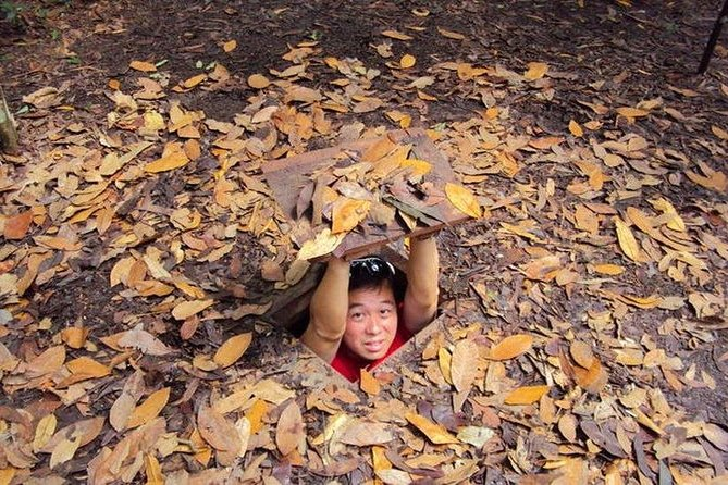 Cu Chi Tunnels half day trip - Small group