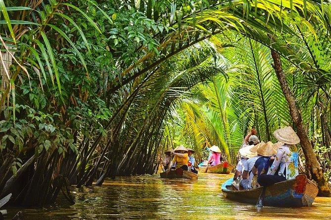 Insight Mekong Delta (Ben Tre) 1 day tour from Sai Gon