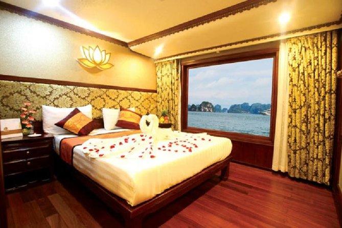 Voile Oriental Croisière Junk 2 jours 1 nuit depuis Hanoi