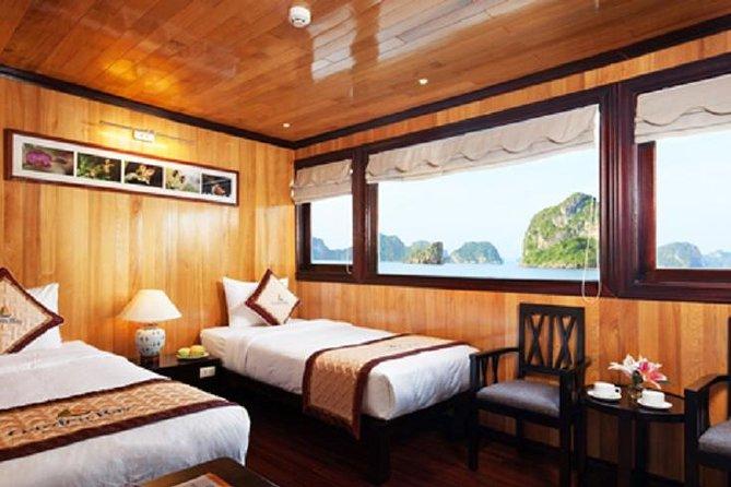 Ha Long Garden Bay Cruise 3 days 2 nights visit Bai Tu Long Bay from Ha Noi
