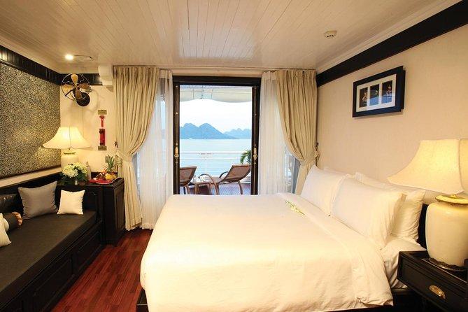 Au Co Ha Long Cruise 3 days 2 nights from Ha Noi