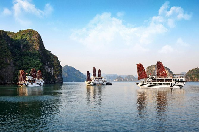 Ha Long Carina Cruise 3 days 2 nights depart from Ha Noi
