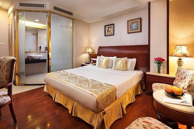 Combo package Ha Noi Tirant Ha Long Paloma Cruise 5 days 4 nights