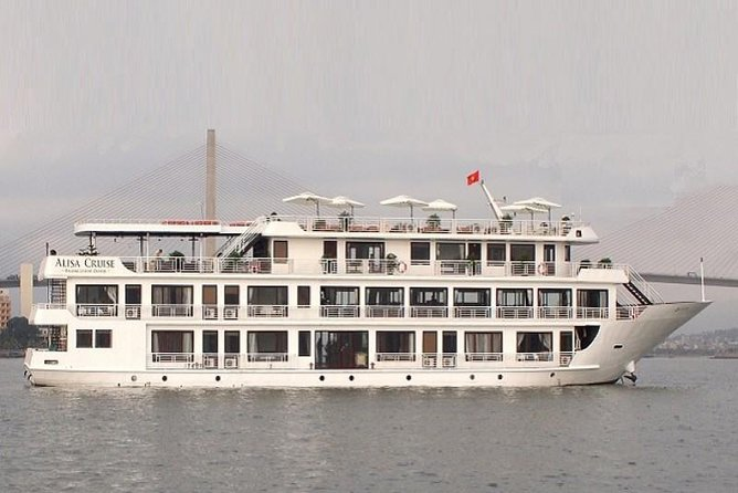 Combo package Ha Noi Palmy hotel Ha Long Alisa Premier Cruise 5 days 4 nights