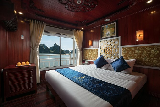 Combo package Ha Noi Palmy hotel Ha Long Rosa Boutique Cruise 5 days 4 nights