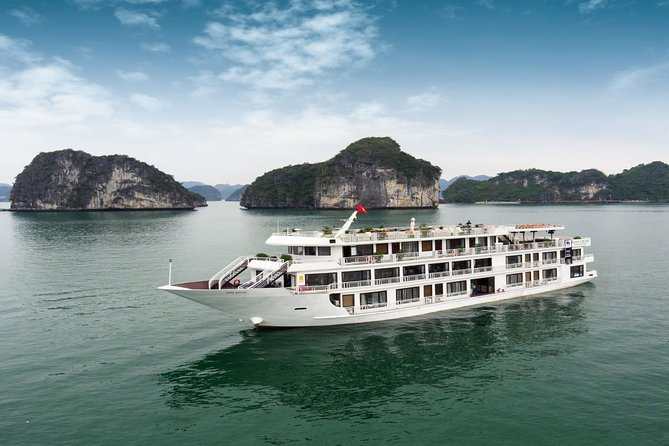 Combo package Ha Noi Tirant hotel Ha Long Alisa Premier Cruise 5 days 4 nights