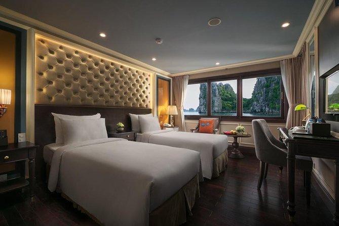 Combo package Ha Noi Tirant Ha Long Athena Cruise 5 days 4 nights