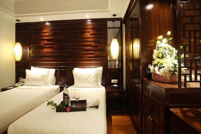Combo package Ha Noi Palmy hotel Ha Long Rosa Cruise 4 days 3 nights