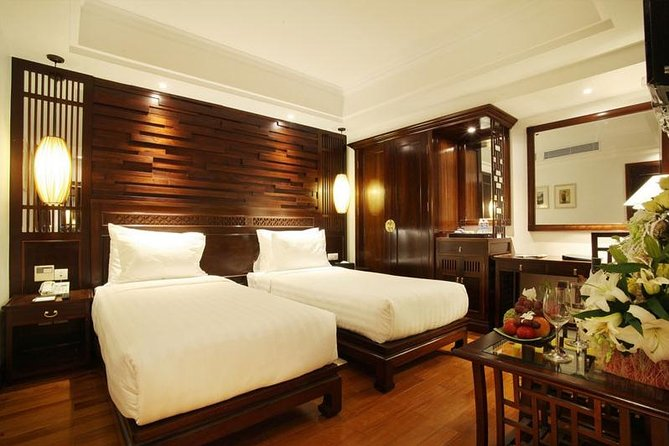 Combo package Ha Noi Palmy hotel Ha Long Alisa Premier Cruise 4 days 3 nights