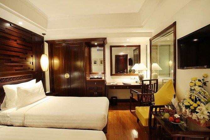 Combo package Ha Noi Palmy hotel Ha Long Paloma Cruise 5 days 4 nights