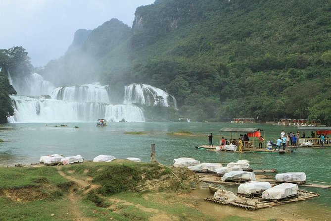 Lac de Ba Be Ban Gioc Waterfall private 3 Days Tour depart from Ha Noi
