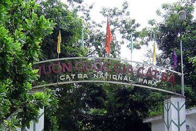 Cat Ba Trekking Tours National Park Half Day From Cat Ba Island