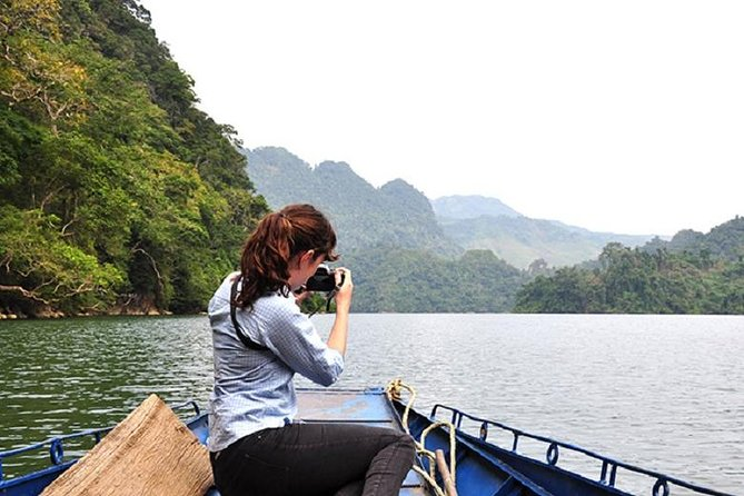 Half-day Adventure On Ba Be Lake from Ba Be Tourism Center