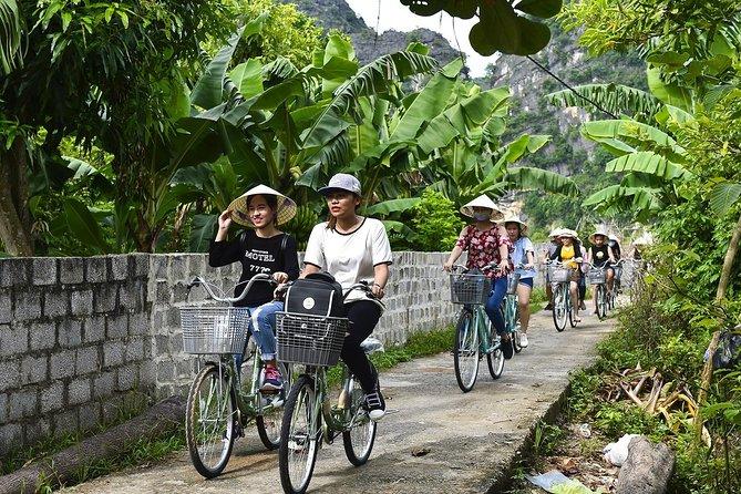 Journée complète de voyage à la ferme de Ninh Binh depuis Hanoi