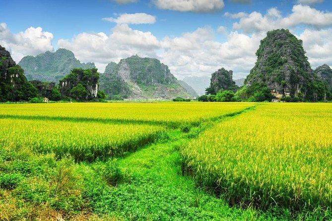 Ninh Binh Mai Chau Buoc Village depart from Ha Noi