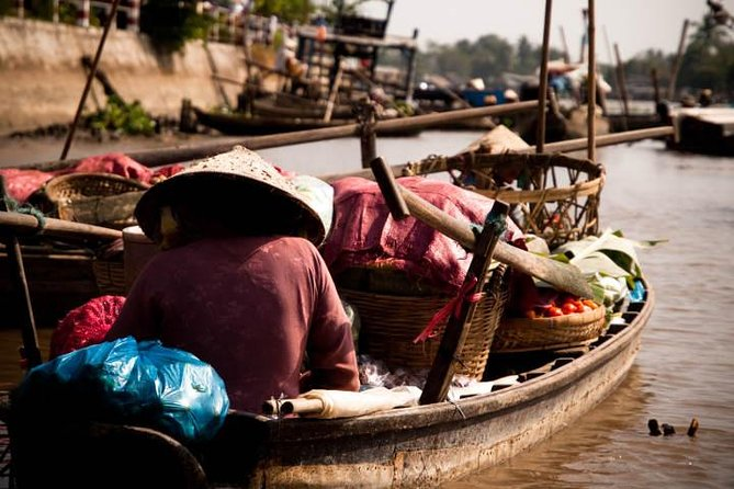 5 dager å oppdage Sør-Vietnam Ho Chi Minh Ben Tre Can Tho Cai Rieng