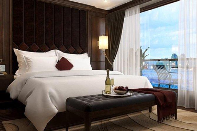 Ha Noi Lan Ha Bay Ha Long Bay 2 days on 5 star cruise
