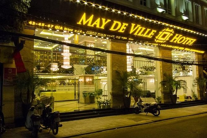 Combo package Mayde ville hotel and Era Cruise 4 days Lan Ha Bay from Hanoi