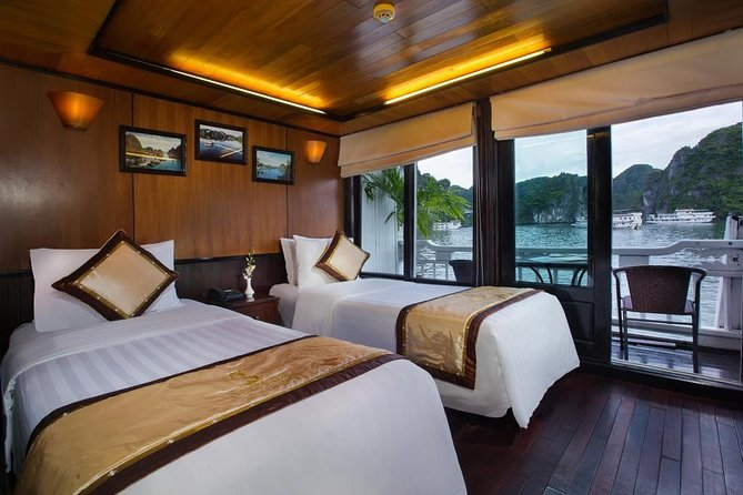 Halong Syrena 4 Star 3 Days 2 Nights Exploring Halong Bay With Deluxe Cabin