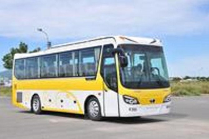 Cat Ba Ha Noi luxury transfer with experienced driver 4-hour comfortable seat