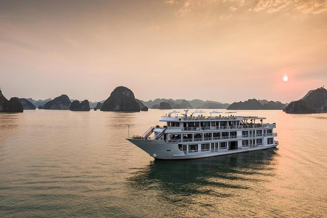 Hanoi Halong Luxury 5 Star Cruise 3 days 2 nights with Seaplane