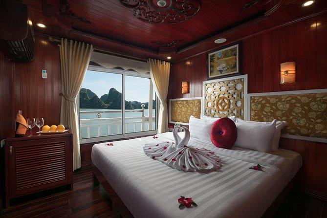 Hanoi - Halong Bay 3 Days 2 Night overnight on 3 star cruise kayaking visit cave