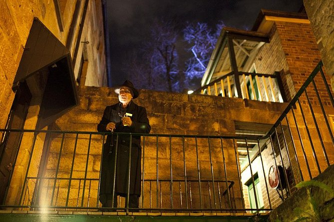The Rocks Ghost Tours com guia em Sydney