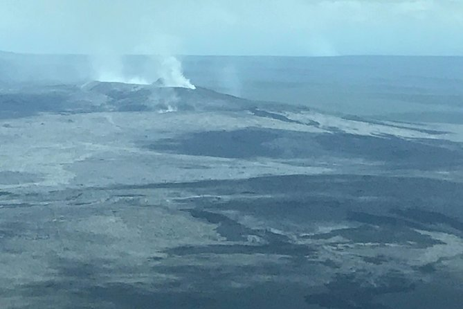 Sunset Volcanoes Air Tour of the Big Island Volcanoes