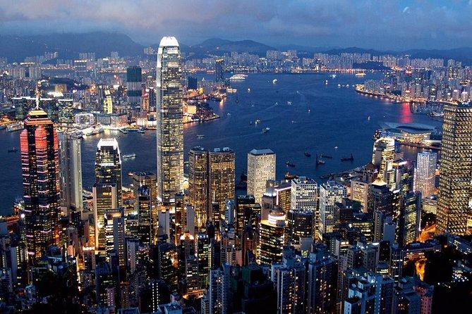 4-Day Tour of Hong Kong and Lantau Island