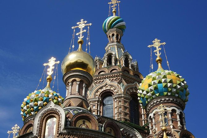 St Petersburg 1 Day Tour : CITY + PETERHOF GARDENS + HERMITAGE (skip-the-line)