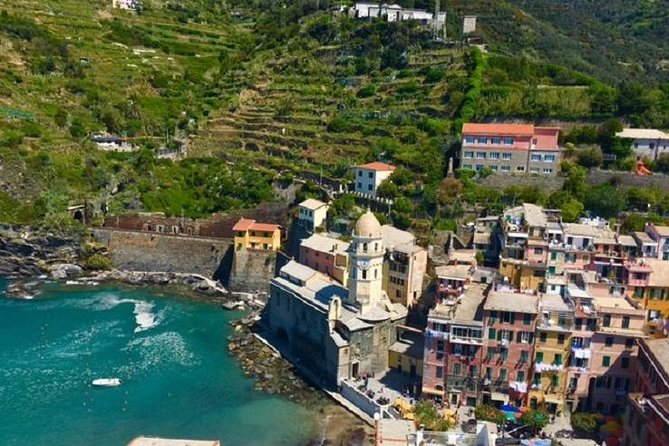 The Best of Cinque Terre Small Group Tour from Montecatini Terme