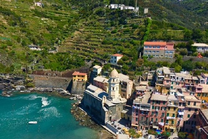 The Best of Cinque Terre Small Group Tour from Lucca