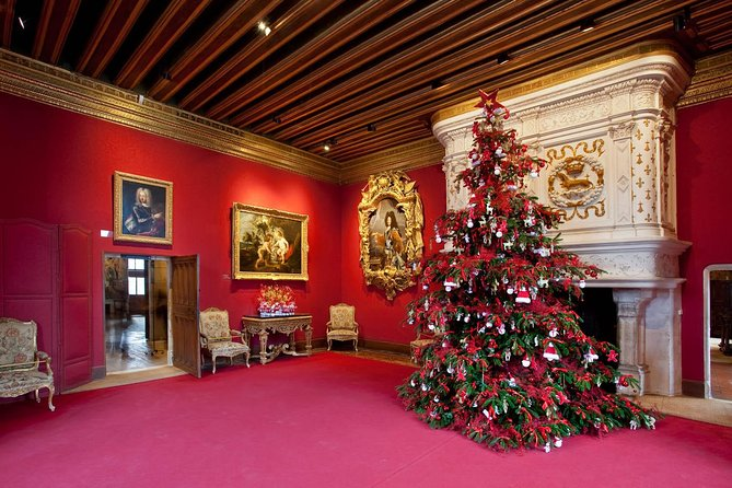 Christmas Tours.Tours To The Loire Valley Chateaux Private Christmas Day
