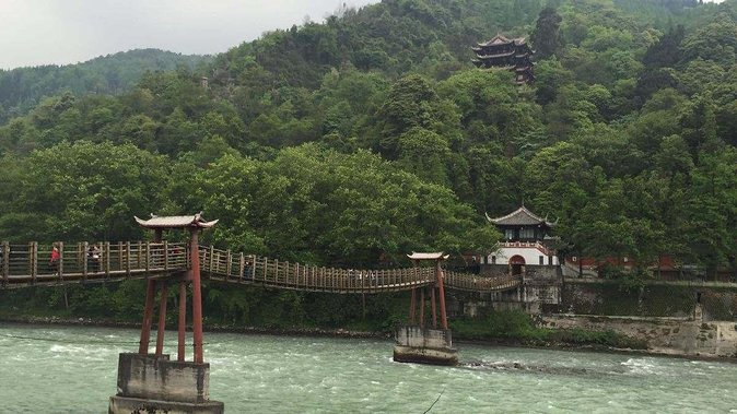 プライベートデイツアー:Dujiangyan灌漑システムとQingcheng山