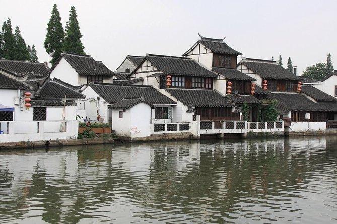 Half Day Tour to Zhujiajiao
