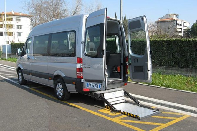 Accessible Transfer Service for wheelchair users in Livorno Port