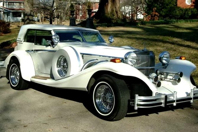 Rent a Car for Wedding: Excalibur Phanton IV Serie