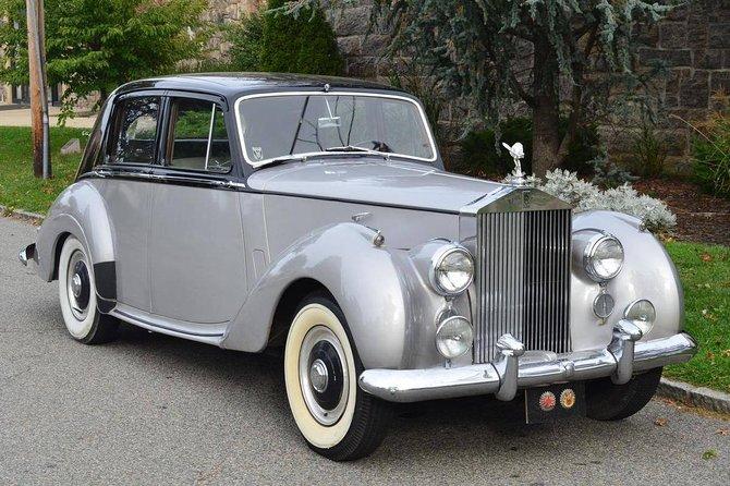 Rent a Car for Wedding: Rolls Royce Silver