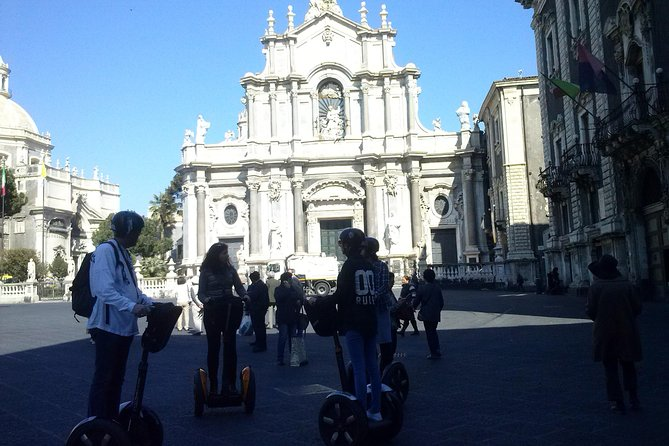 Catania Segway Tour