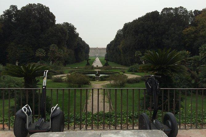 Caserta Park of the Royal Palace Segway Tour