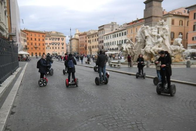 Rome Baroque Segway Tour
