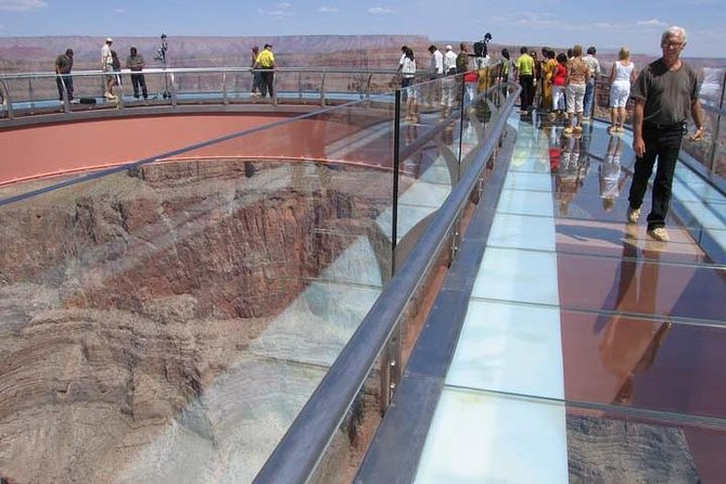 Walk on the World Famous Skywalk