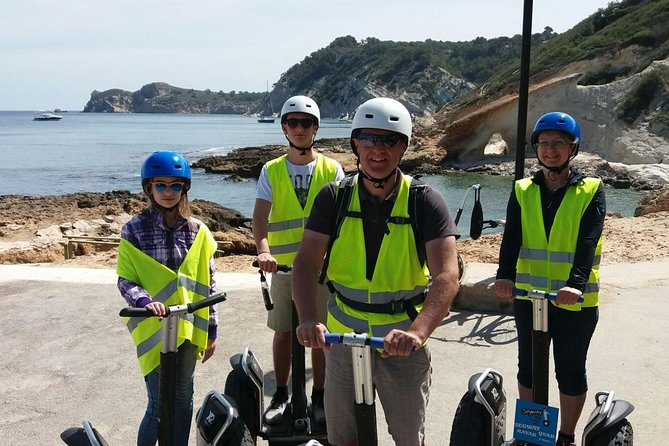 Cala Blanca Segway Excursion