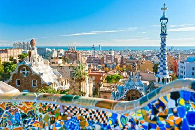 Barcelona Gaudí Sightseeing Tour from Costa Brava
