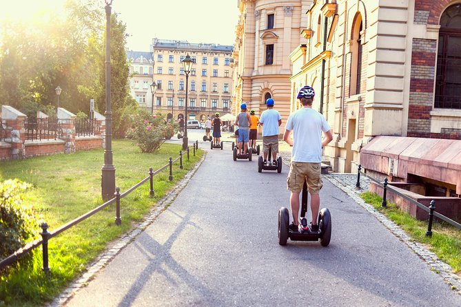 Segway Tour of Krakow: Old Town Tour - 1,5-Hour of Magic!
