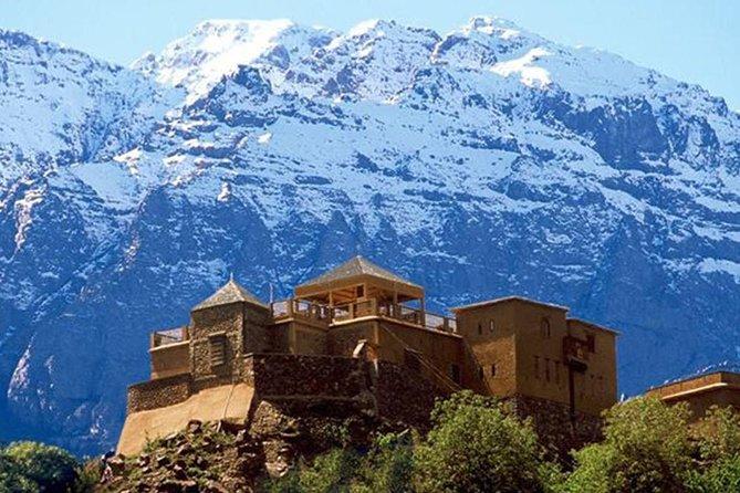 Imlil Village Day Trip & Atlas Mountains From Marrakech
