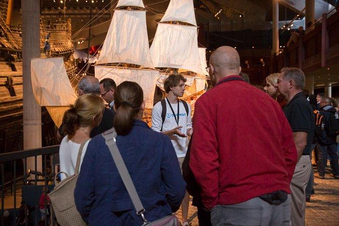 Visit the Vasa Museum.