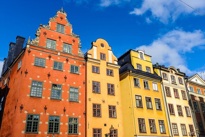 Stockholm Old Town & Vasa Museum Private Walking Tour