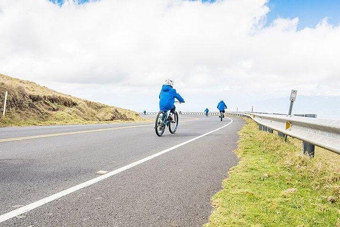 Haleakala Sunrise Bike en Zipline Adventure op Maui